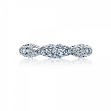 Tacori Classic Crescent Eternity Diamond Band