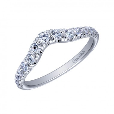 Diamond Band by Gabriel & Co.