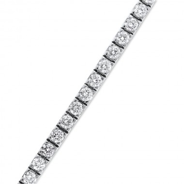 5.00 TCW Diamond Tennis Bracelet