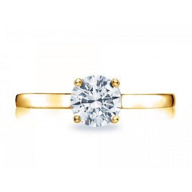 Simply Tacori Diamond Solitaire