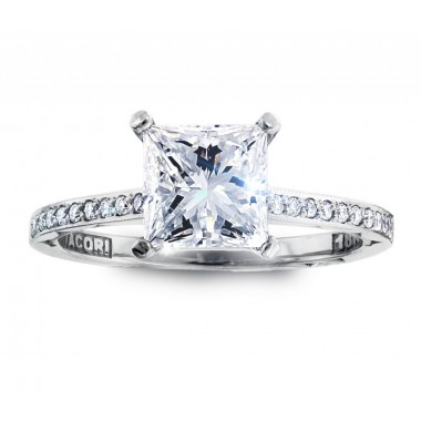 Princess Diamond Ring by Tacori