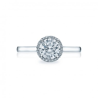 Sculpted Crescent Ring by Tacori