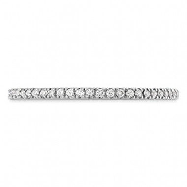 Classic Eternity Band by Hearts on Fire