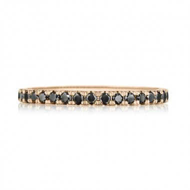 Black Diamond Band by Tacori