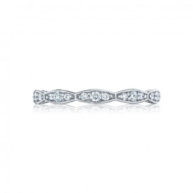 Sculpted Crescent Band by Tacori