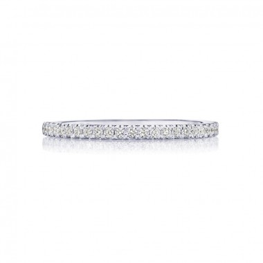 Simply Tacori Diamond Wedding Band