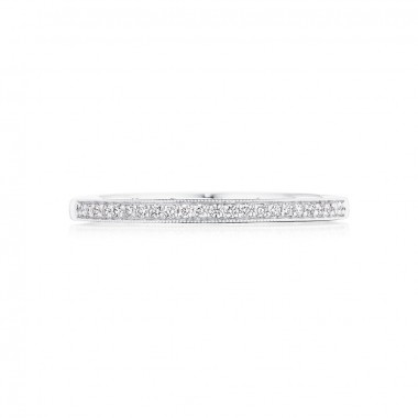 Coastal Crescent Diamond Band by Tacori