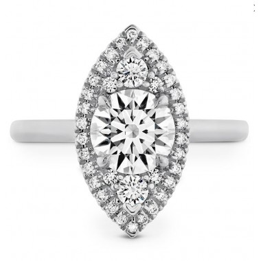 Marquise Juliette Setting by Hearts on Fire