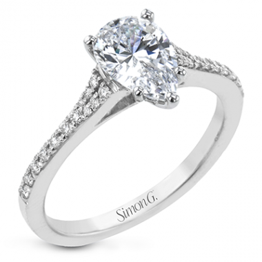 Diamond Ring Setting by Simon G