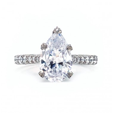 RoyalT Diamond Ring Setting by Tacori