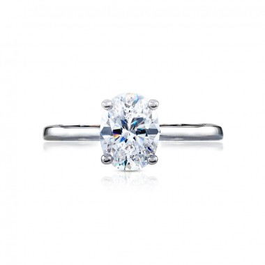 Coastal Crescent Ring Setting by Tacori