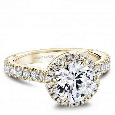 Atelier Ring Setting by Noam Carver