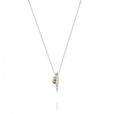 Petite Pave Necklace by Tacori