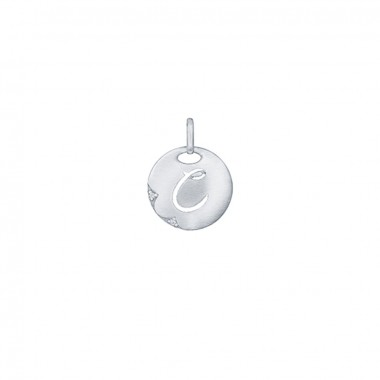 Charming Letter Charm by Tacori