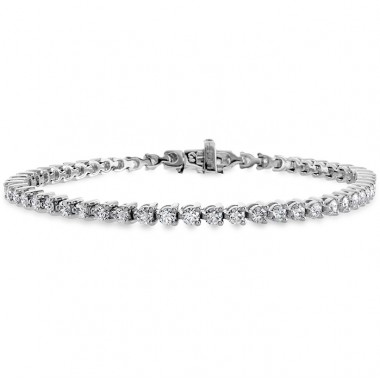 Temptation Diamond Bracelet by Hearts on Fire