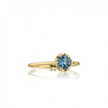 Petite Topaz Basket Ring by Tacori