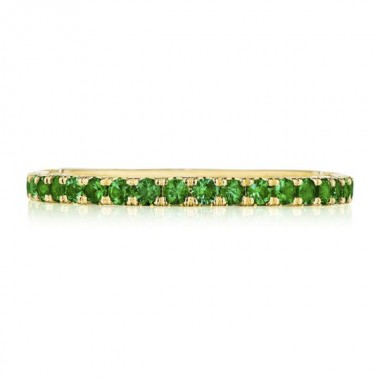 Emerald Band by Tacori