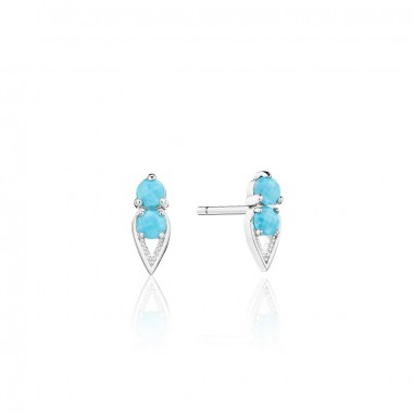 Turquoise Earrings by Tacori