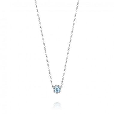Sky Blue Topaz Necklace by Tacori