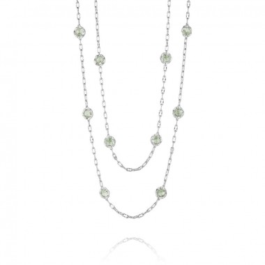 Tacori Candy Drop Prasiolite Necklace