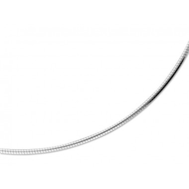 16 Inch Omega Necklace