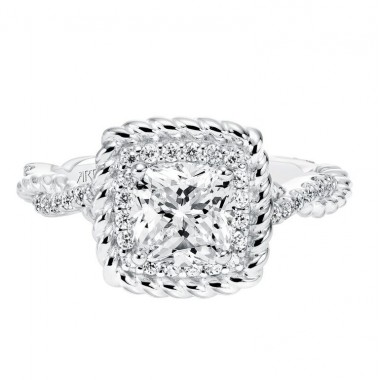 Diamond Ring by ArtCarved Bridal