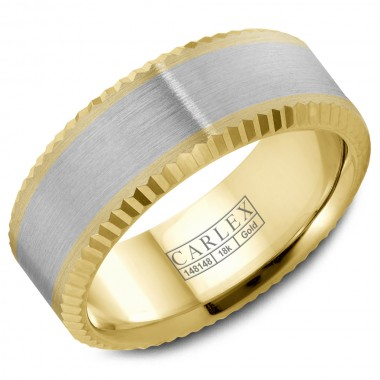 G3 Wedding Band by Carlex