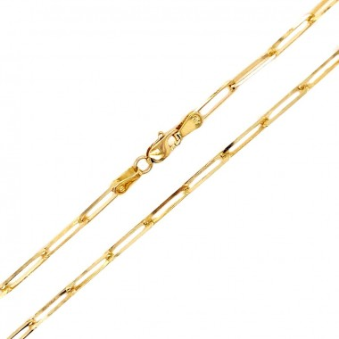 20 Inch Paperclip Chain