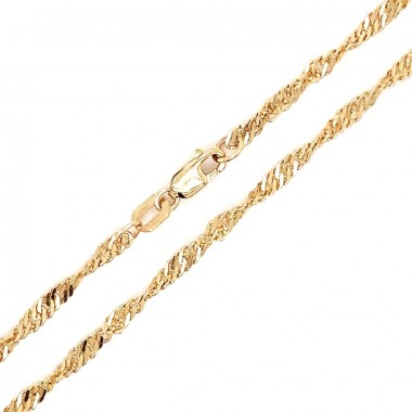 Singapore Anklet