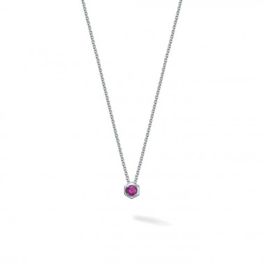 Birks Bee Chic Ruby Necklace
