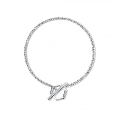 Birks Bee Chic | Silver Toggle Bracelet