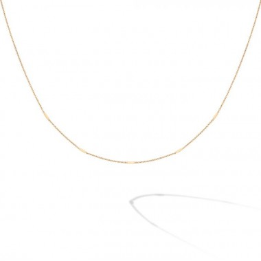 Birks Iconic | Yellow Gold Rosée du Matin Necklace