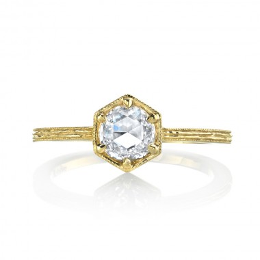Rose Cut Diamond Ring by Parade
