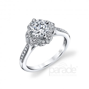 Moissanite Ring by Parade Designs