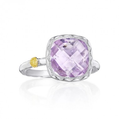 Rose Amethyst Ring by Tacori