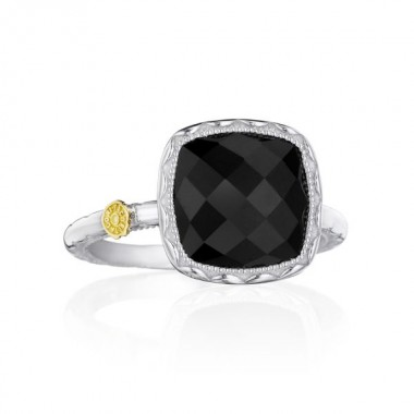 Onyx Ring by Tacori