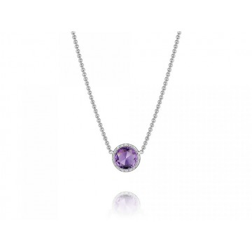 Lilac Blossoms Necklace by Tacori