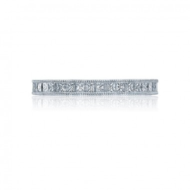 Reverse Crescent Band by Tacori