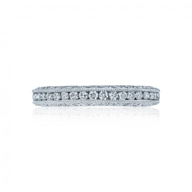 Classic Crescent Eternity Band by Tacori