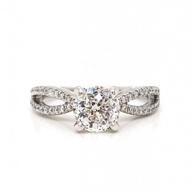 Diamond Ring by Gabriel & Co