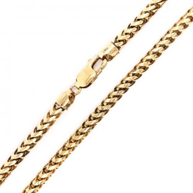 Rounded Foxtail Chain