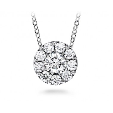 Diamond Fulfillment Necklace by Hearts on Fire