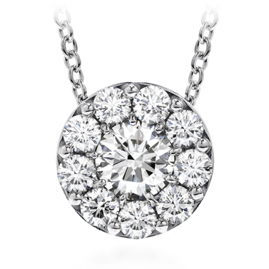 1.01TCW Fulfillment Necklace by Hearts on Fire