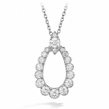 Aerial Regal Necklace by Hearts on Fire