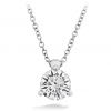 Classic Diamond Necklace by Hearts on Fire
