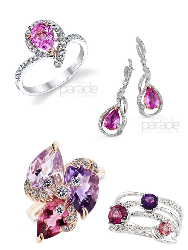 Radiant Orchid Jewelry from cjex.net